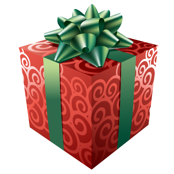 подарок кр с зел